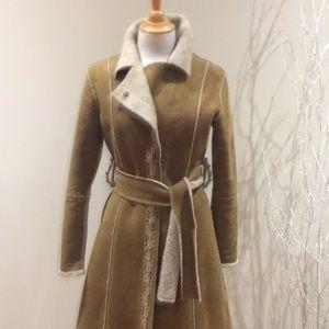 DEX ladies light coat size S